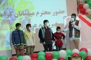 فعالیت پیک امید  کانون خراسان رضوی برای کودکان مراکز شبه خانواده