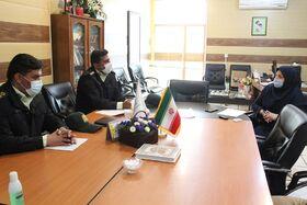 گسترش همکاریهای کانون و پلیس فتا در کهگیلویه و بویراحمد