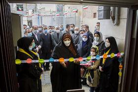 افتتاح مکان جدید مرکز فرهنگیهنری شماره ۵ کانون با حضور رئیس کمیسیون بودجه مجلس شورای اسلامی
