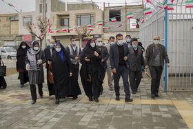 افتتاح مکان جدید مرکز فرهنگیهنری شماره ۵ کانون پرورش فکری همدان