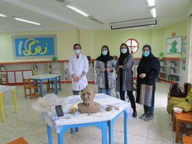 کارگاه ساخت تندیس های گلی در البرز