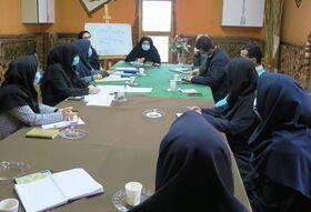 برگزاری چهارمین نشست کارگاههای برخط در کانون قزوین