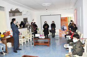 اجرای برنامه های فرهنگی کانون در حصار کرج