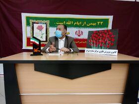 گفتگوی مجازی مدیرکل کانون با دانش آموزان مدرسه شهید خلیل طهماسبی