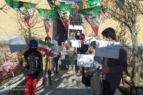 فعالیتهای مراکز استان همدان در نهمین روز از دهه مبارک فجر