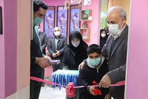 گزارش تصویری بهره برداری از طرح توسعه موزه کودک ارومیه به مناسبت دهه مبارک فجر
