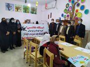 کودکان و نوجوانان لیکک و لنده ای پیروزی انقلاب  را به تصویر کشیدند