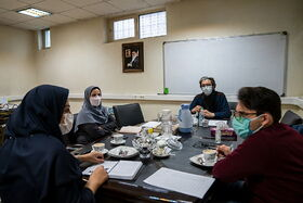 نشست شورای سیاستگذاری انجمن سرود نوجوان کانون برگزار شد