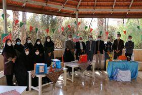 تجلیل از ۳ بانوی جانباز در کانون فارس
