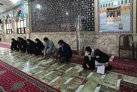 گرامیداشت دههی فجر در مراکز کانون استان سمنان
