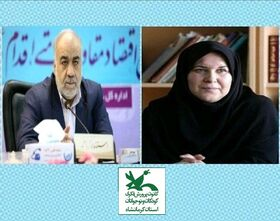 استاندار از تلاش مدیرکل کانون استان کرمانشاه در حوزه زنان و خانواده قدردانی کرد