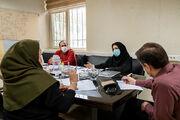نشست شورای سیاستگذاری انجمن هنرهای تجسمی کانون برگزار شد