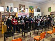 اختتامیه برنامههای کمیته کودک و نوجوان گرامیداشت دهه فجر در گنبدکاووس