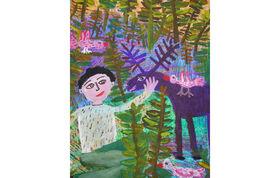 دیپلم افتخار مسابقه نقاشی بین المللی لیدیسه چک  به کودک همدانی رسید
