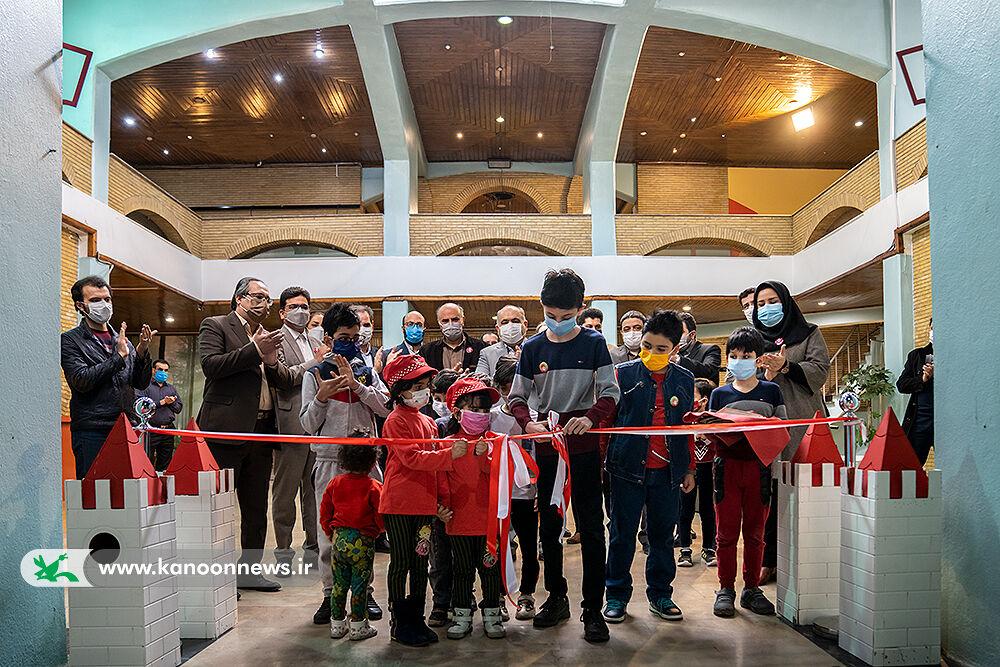 آغاز بهکار ششمین نمایشگاه ملی و اولین فروشگاه مجازی اسباببازی