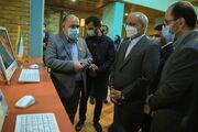بازدید وزیر آموزش و پرورش از جشنواره ملی اسباببازی