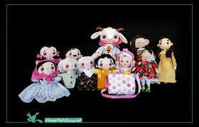 عروسکهای برگزیده ششمین جشنواره ملی اسباببازی معرفی شد