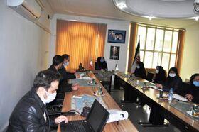 چهارمین جلسه کارگروه توسعه مدیریت در کانون خراسان جنوبی برگزار شد