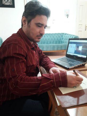 چند نما از برگزاری کارگاههای آموزشی-تخصصی برخط زمستانی کانون استان قزوین
