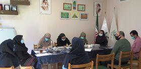 برگزاری پنجمین نشست کارگاههای برخط در کانون قزوین