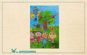 عضو کانون فارس برگزیده بخش هنری مهرواره «ستارههای بینشان»