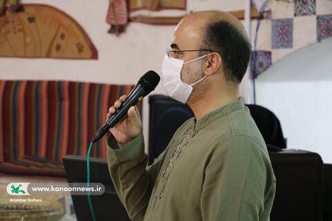تقدیر از برگزیدگان کانون کرمان در نخستین مهرواره سرود آفرینش