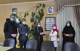 فعالیتهای کانون استان اردبیل در ایام کرونا