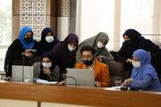 کارگاههای آموزشی فتوشاپ در کانون استان قم برگزار شد