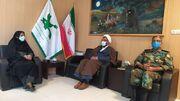 توسعهی فعالیتهای کانون زبان ایران و کارگاههای برخط در میان خانوادههای ارتش جمهوری اسلامی