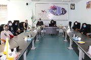 همایش مجازی اعضای مکاتبهای کانون سمنان به قلم دوربین