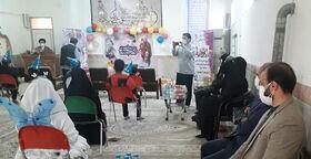 ساختن لحظات شاد برای بچه های مناطق کم برخوردارخرم آباد