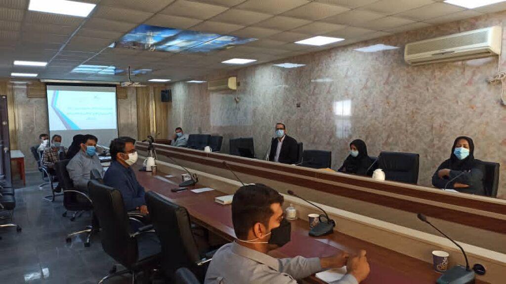 احکام دبیر و اعضا شورای امر به معروف و نهی از منکر کانون هرمزگان اهدا گردید