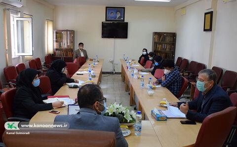 گزارش تصویری از تشکیل کارگروه توسعه مدیریت ارزیابی عملکرد کانون لرستان