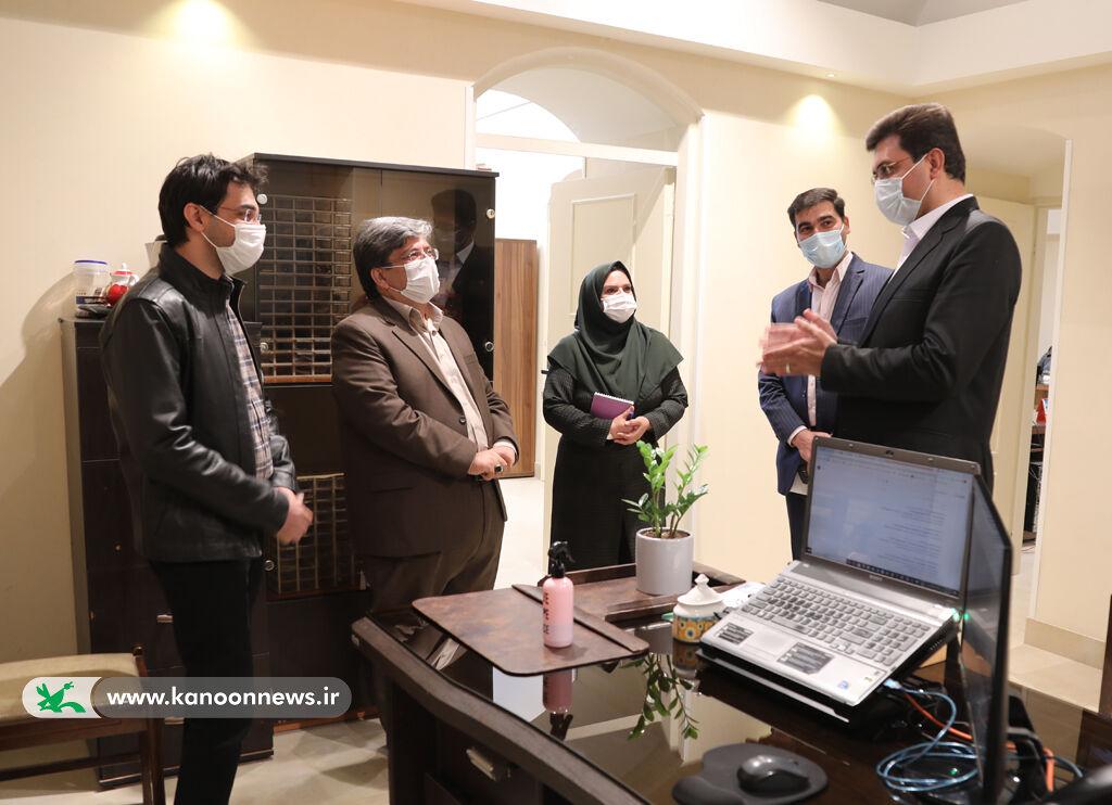 روند چشمگیر فعالیت های عمرانی کانون پرورش فکری استان یزد