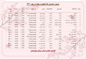 ثبتنام کارگاههای مجازی فصل بهار در کانون پرورش فکری سیستان و بلوچستان
