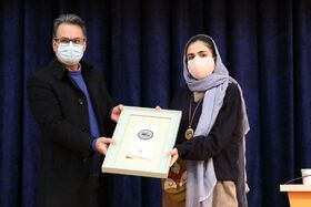 از برگزیده مازندرانی ششمین جشنواره ملی اسباب بازی تقدیر شد