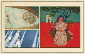 رقابت سه کتاب کانون پرورش فکری در مسابقه تصویرگری بولونیا ٢٠٢١