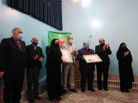 مراسم تقدیر از دو برگزیده ششمین جشنواره ملی اسباب بازی