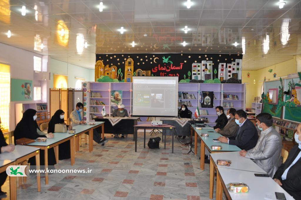 آیین اختتامیه مسابقه کتابخوانی قصه عاشقان برگزار شد