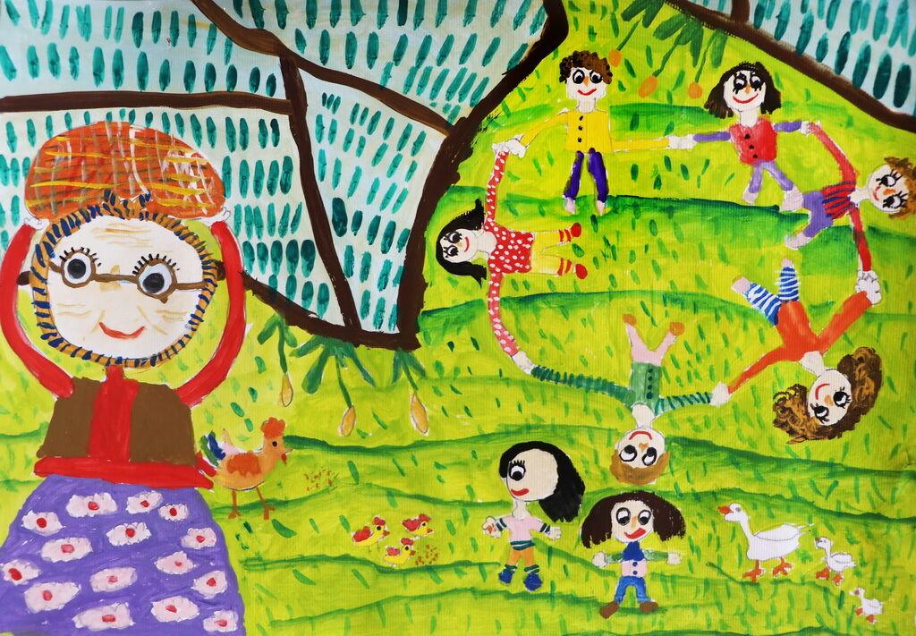 اعضای کانون در مسابقه نقاشی هیکاری ژاپن درخشیدند