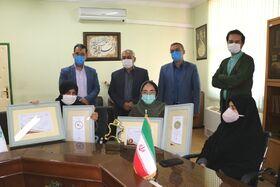از سازندگان شیرازی عروسکهای برگزیده ششمین جشنواره ملی اسباببازی در کانون فارس تقدیر شد