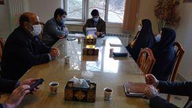 مدیرکل کانون استان همدان با شهردار اسدآباد دیدار و گفتگو کرد