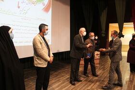مراسم اختتامیه ششمین همایش استانی کبوتر کوچه ما در ارومیه برگزار شد