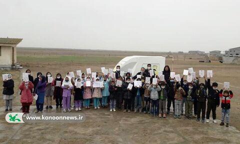 «پیک امید نوروزی» کانون پرورش فکری در روستاهای محروم استان گلستان