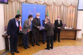 تقدیر از کانون پرورش فکری کودکان و نوجوانان آذربایجان شرقی به عنوان دستگاه برتر در زمینه اوقات فراغت