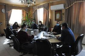 چهارمین جلسهی شورای اقامه نماز کانون استان اردبیل تشکیل شد