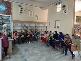 ادارهی مرکز فرهنگیهنری مجتمع کانون زاهدان توسط اعضا