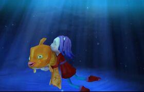 انیمیشن «این هم پول ماهی» از تولیدات کانون
