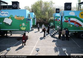 Four Kanoon Mobile Theaters Unveiled