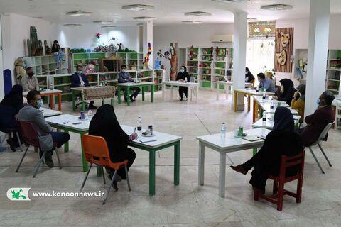 نخستین جلسه شورای فرهنگی سال 1400